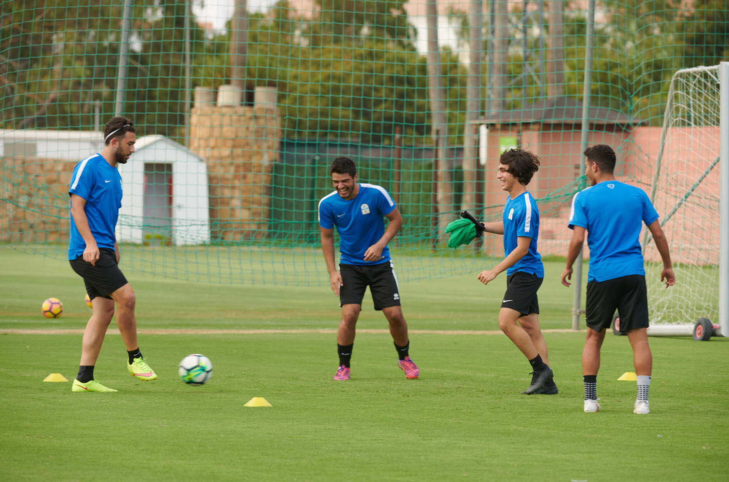 Last Training Session